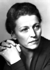 1938 Photograph of Pearl Buck
