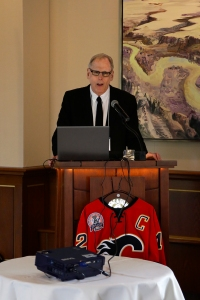 Bill Ptacek, CEO Calgary Public Library