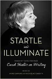 Book Cover showing Carol Shields