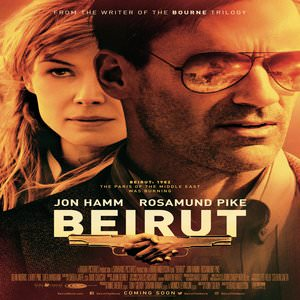 Movie poster of Beirut