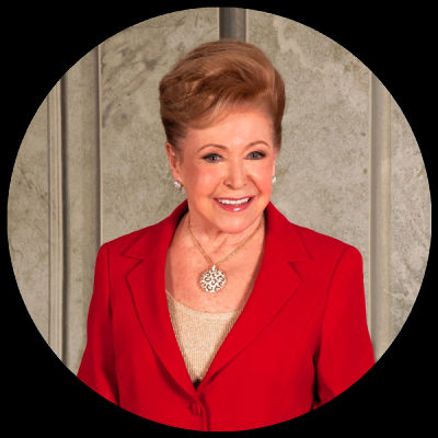 Photo of author Mary Higgins Clark