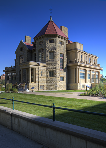 Photo of Calgary's Historic Lougheed House